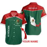 Ligerking™ Mexico Shirt Short Sleeve HD03380