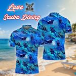 Ligerking™ Scuba Diving Shirt HD05243