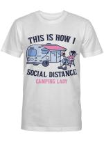 Ligerking™ Camping Girl