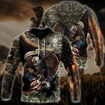 Ligerking™ Veteran Hoodie 3D All Over Print HD05206