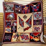 Ligerking™ Confederate States of America Quilt Blanket HD05064