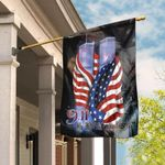 Ligerking™ September 11th Never Forget Flag HD05124
