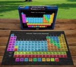 Ligerking™ Periodic Table Jigsaw Puzzle HD04827