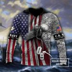 Ligerking™ Veteran Hoodie 3D All Over Print HD05205