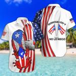 Ligerking™ Puerto Rico Shirt Short Sleeve 03413
