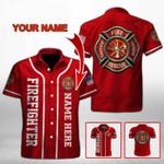 Ligerking™ FireFighter Polo T-Shirt Short Sleeve HD03583