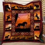 Ligerking™ Horse Quilt HD05355
