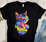 Ligerking™ LGBT Cat HD05244