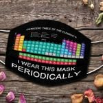 Ligerking™ Periodic Table mask 05248