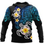 Ligerking™ Polynesian Tattoo Turtle Hoodie  3D all over print HD04844