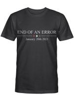 LigerKing™ End Of An Error 2D T-shirt HD04697