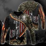 Ligerking™ Veteran Hoodie 3D All Over Print HD05203