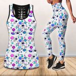 Ligerking™ Astronomy Tank Top, Leggings 3D All Over Print HD04632