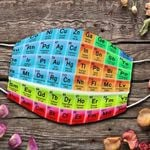 Ligerking™ Periodic Table Jigsaw mask HD04827