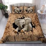 Ligerking™ Elephant Bedding Set HD05018
