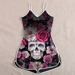 Ligerking™ Skull Jumpsuit for Women HD05452