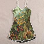 Ligerking™ Mushroom Botany Vintage Jumpsuit HD05521