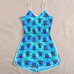 Ligerking™ Sea Turtle Jumpsuit for Woman HD05635