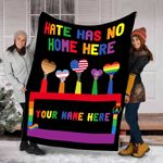 Ligerking™ LGBT Fleece Blanket HD05814