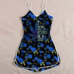Ligerking™ 420 Blue Rose Jumpsuit HD05434