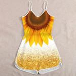 Ligerking™ Sunflower Jumpsuit HD05712