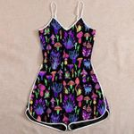 Ligerking™ Mushroom Jumpsuit for Woman HD05708