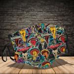 Ligerking™ Magic Mushroom Cloth Face Coverings HD03539