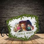 Ligerking™ 420 I Smell Weed Cloth Face Coverings HD05734
