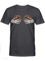 Ligerking™ Halloween shirt for DND lovers skeleton dice HD05397