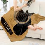 Ligerking™ Acoustic Guitar Fleece Blanket HD05746