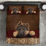 Ligerking™ German Shepherd Puppy 3D Bedding Set HD05800
