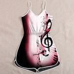 Ligerking™ Music Jumpsuit HD05697