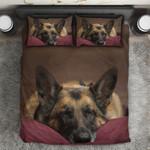 Ligerking™ German Shepherd Dog 3D Bedding Set HD05639