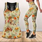 Ligerking™Mushroom Tank Top, Leggings 3D All Over Print HD05437
