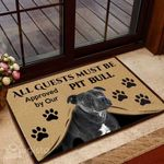 Ligerking™ Pitbull Doormat HD06080