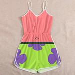 Ligerking™ Patrick Star Jumpsuit for Women HD06239