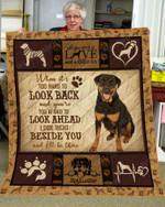 Ligerking™ Rottweiler Quilt Blanket HD06276