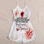 Ligerking™ Bloody Jumpsuit for Women HD06096