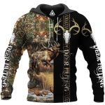 Ligerking™ Deer Hunting Hoodie HD06417