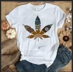 Ligerking™ Fall 420 Mandala T-Shirt HD06408