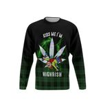 Ligerking™ St. Patrick's Day Highrish all over print all size - St Patrick's day shirts