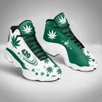 Ligerking™ 420 Weed Leaf Sneaker