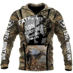 Ligerking™Deer hunting 3d all over printed for men and women