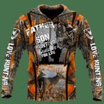 Ligerking™Deer hunting 3d all over printed for men and women