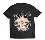 Pastel Goth Baphomet Satanic Kawaii Japanese & Gift T-Shirt