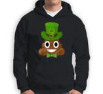 Leprechaun Poop Emojis Cute St Patrick's Day Sweatshirt & Hoodie