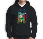Leprechaun Rainbow Funny LGBT St. Patrick's Day Gift Sweatshirt & Hoodie