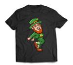 Leprechaun Shoot Dance St. Patrick's Day T-Shirt