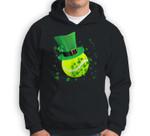 Leprechaun Tennis St Patrick's Day Irish Gift Sweatshirt & Hoodie