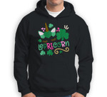 Lepricorn St Patrick's Day Funny Unicorn Leprechaun Sweatshirt & Hoodie